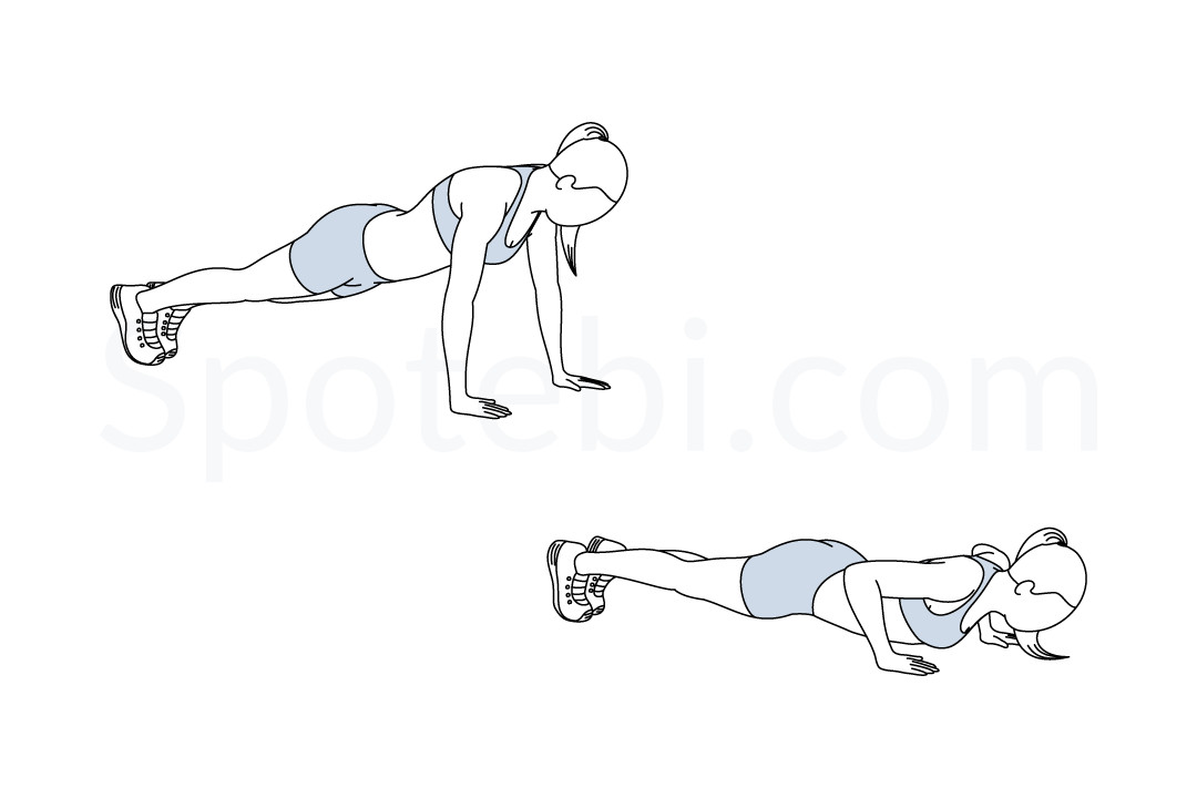 Push Up | Illustrated Exercise Guide