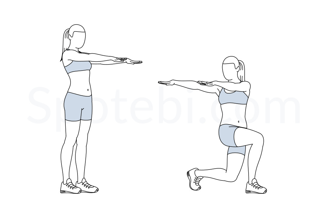 Hamstring Exercise Without Weights Guide Hamstring Exercises