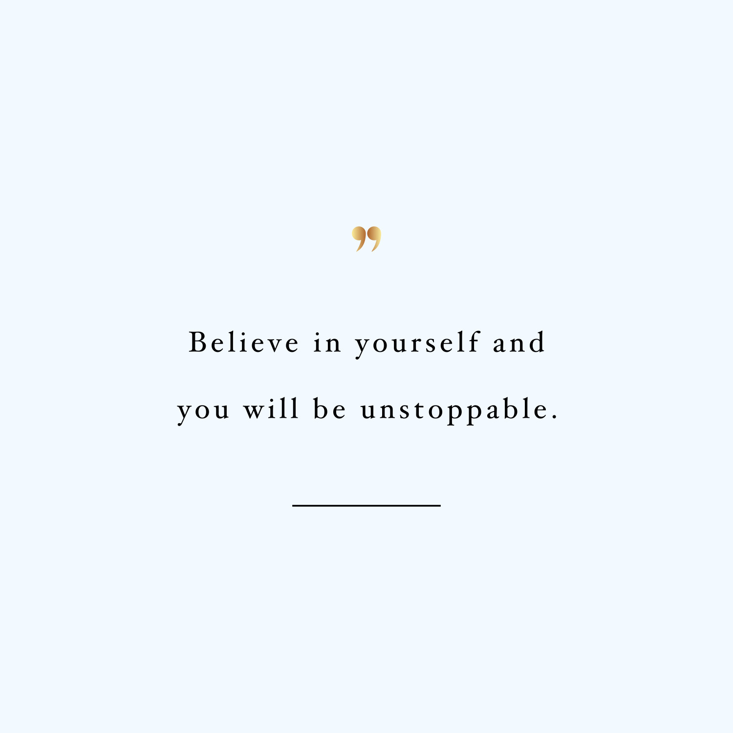 Believe in yourself! Browse our collection of inspirational workout quotes and get instant exercise and fitness motivation. Transform positive thoughts into positive actions and get fit, healthy and happy! https://www.spotebi.com/workout-motivation/fitness-motivation-believe-in-yourself/
