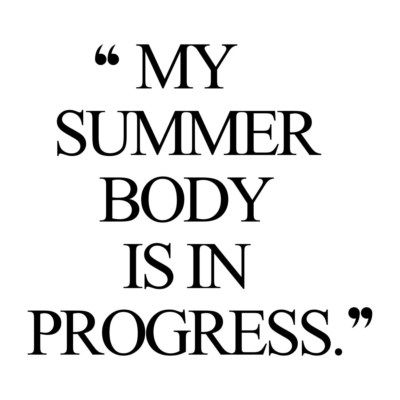 Summer Body | Weight Loss Inspiration