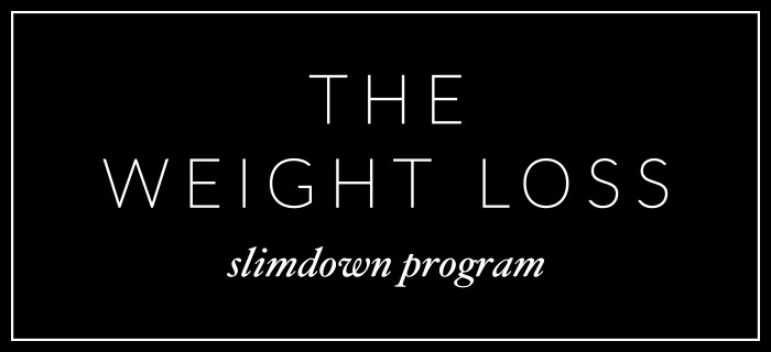 4-Week Weight Loss Workout Plan