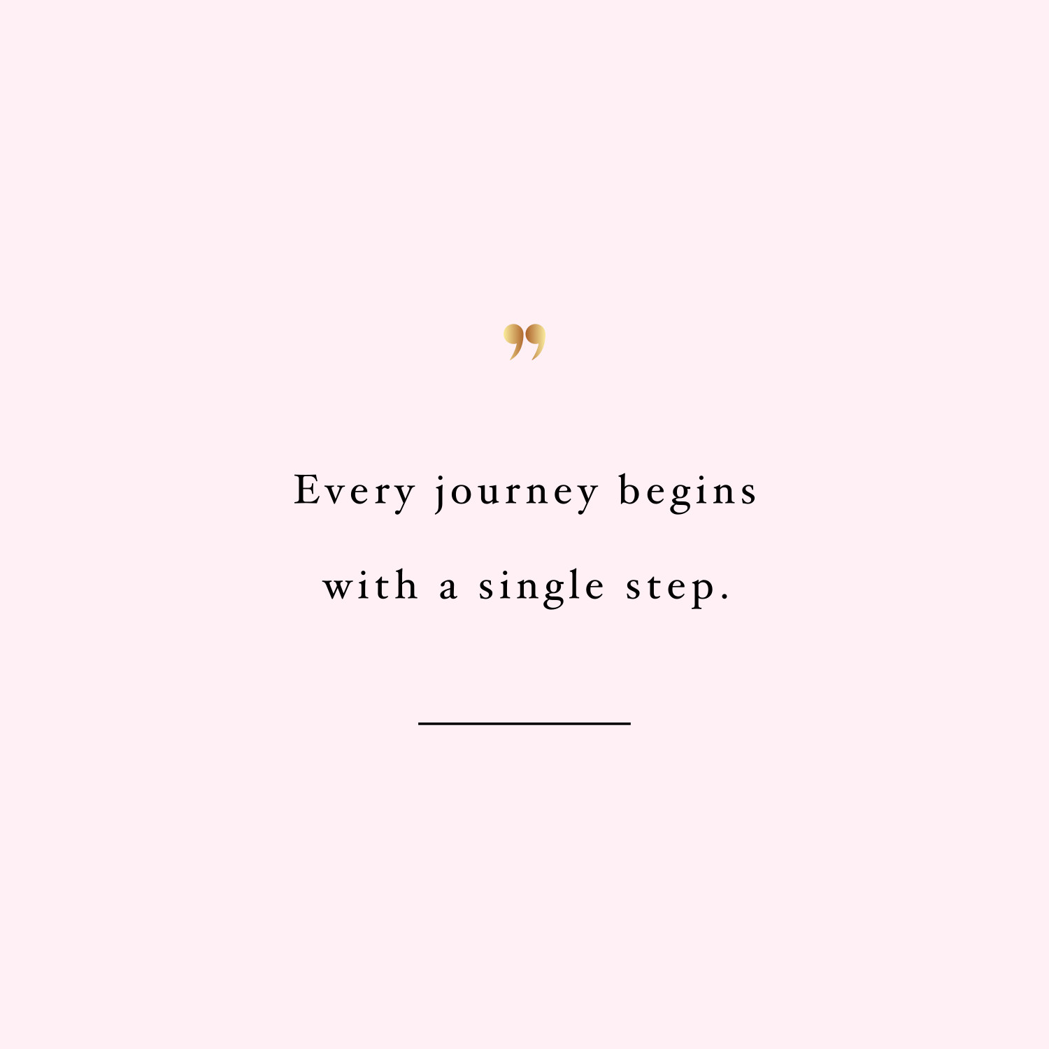 Take that step! Browse our collection of inspirational workout quotes and get instant exercise and fitness motivation. Transform positive thoughts into positive actions and get fit, healthy and happy! https://www.spotebi.com/workout-motivation/workout-quote-take-that-step/