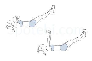 Chest press legs extended exercise guide with instructions, demonstration, calories burned and muscles worked. Learn proper form, discover all health benefits and choose a workout. http://www.spotebi.com/exercise-guide/chest-press-legs-extended/