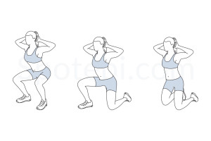 Surrender exercise guide with instructions, demonstration, calories burned and muscles worked. Learn proper form, discover all health benefits and choose a workout. https://www.spotebi.com/exercise-guide/surrender/