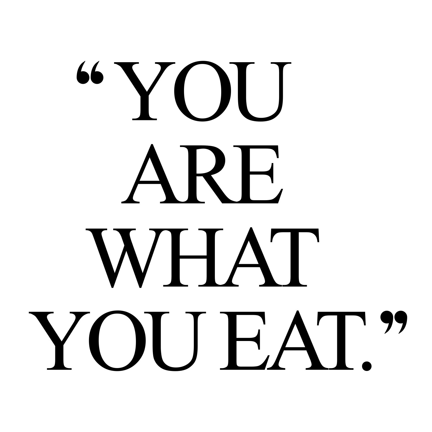Eat healthy be healthy! Browse our collection of motivational health and fitness quotes and get instant training inspiration. Transform positive thoughts into positive actions and get fit, healthy and happy! https://www.spotebi.com/workout-motivation/eat-healthy-be-healthy-motivational-health-and-fitness-quote/
