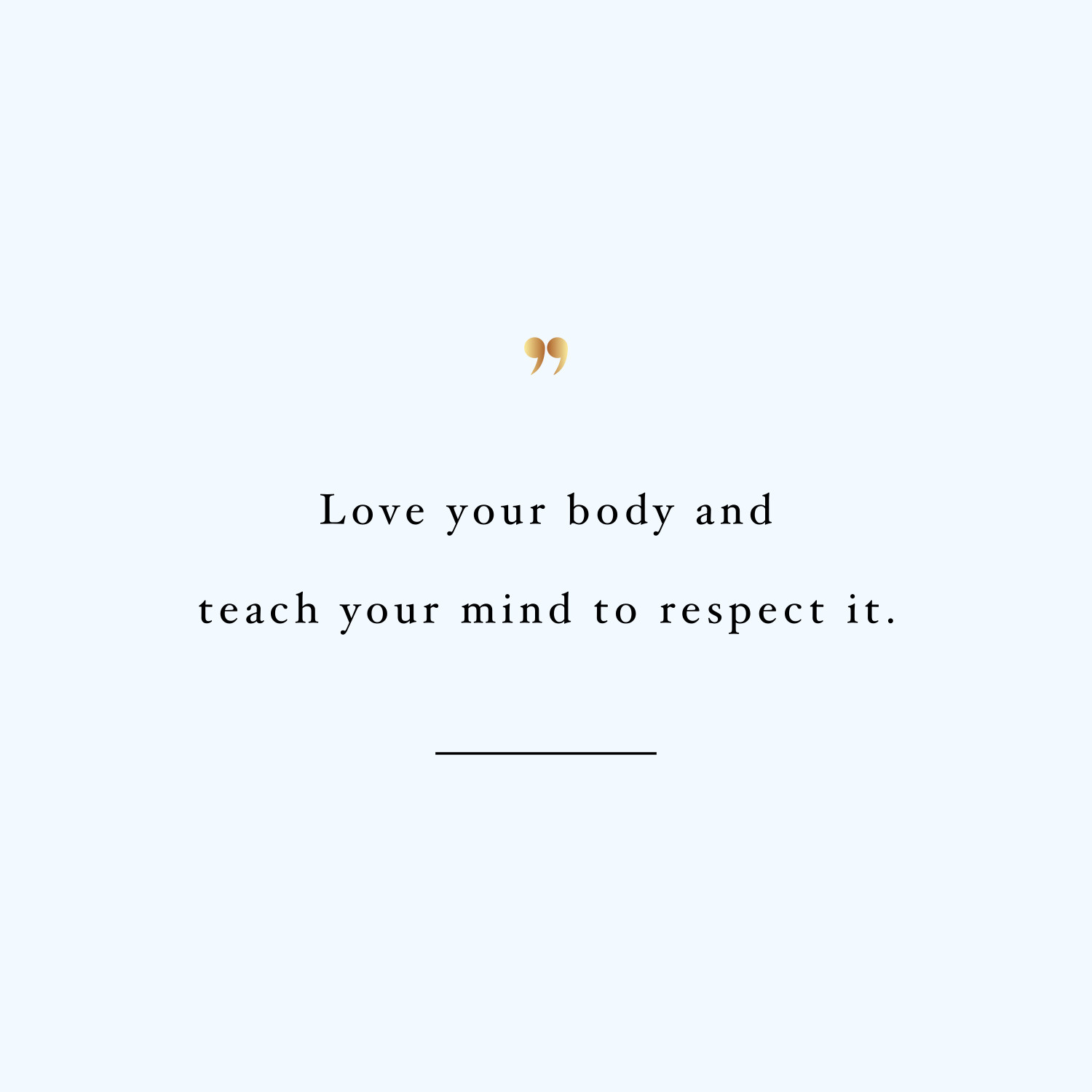 Teach Your Mind  Health And Fitness Quote