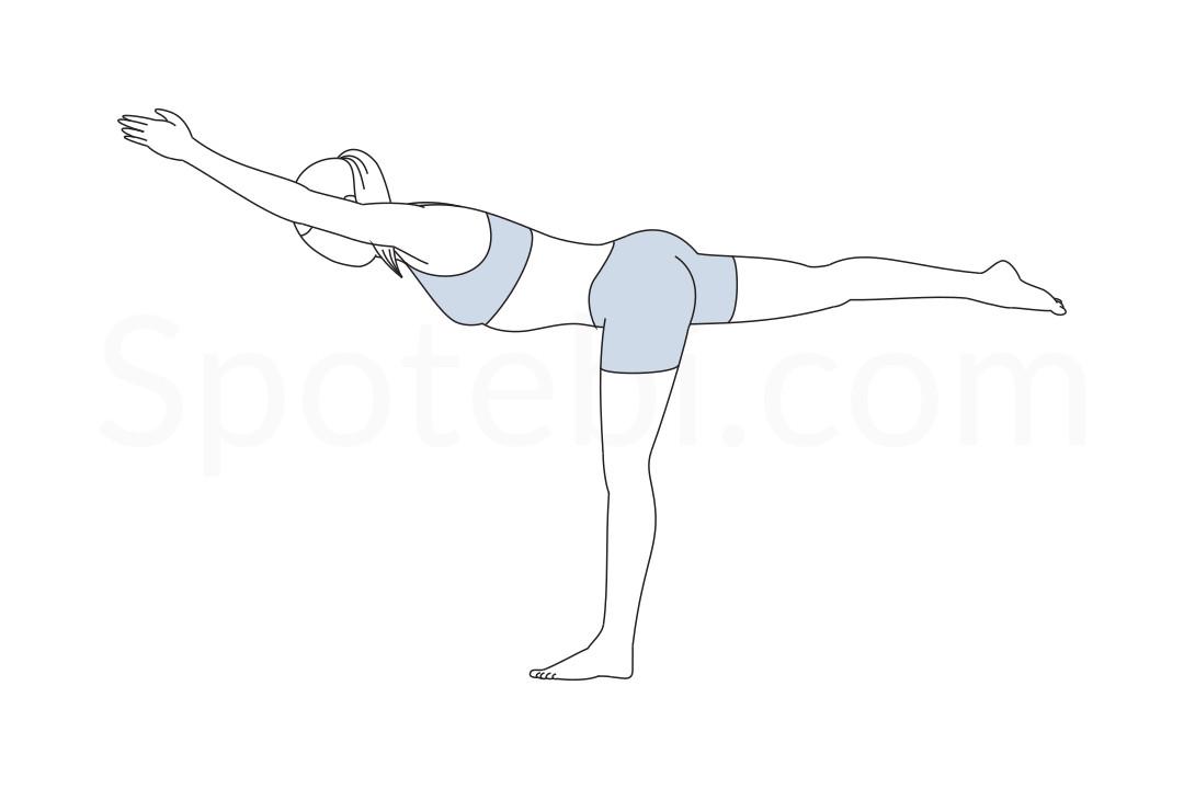 yoga mountain pose instructions
