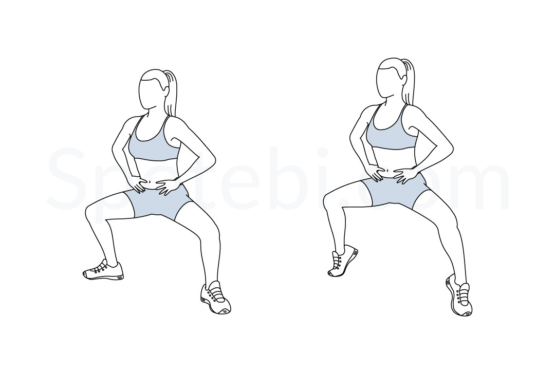 Lower Body and Core Strength Workout  Verywell