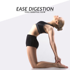Yoga Essential Flow | Ease Digestion Sequence / @spotebi