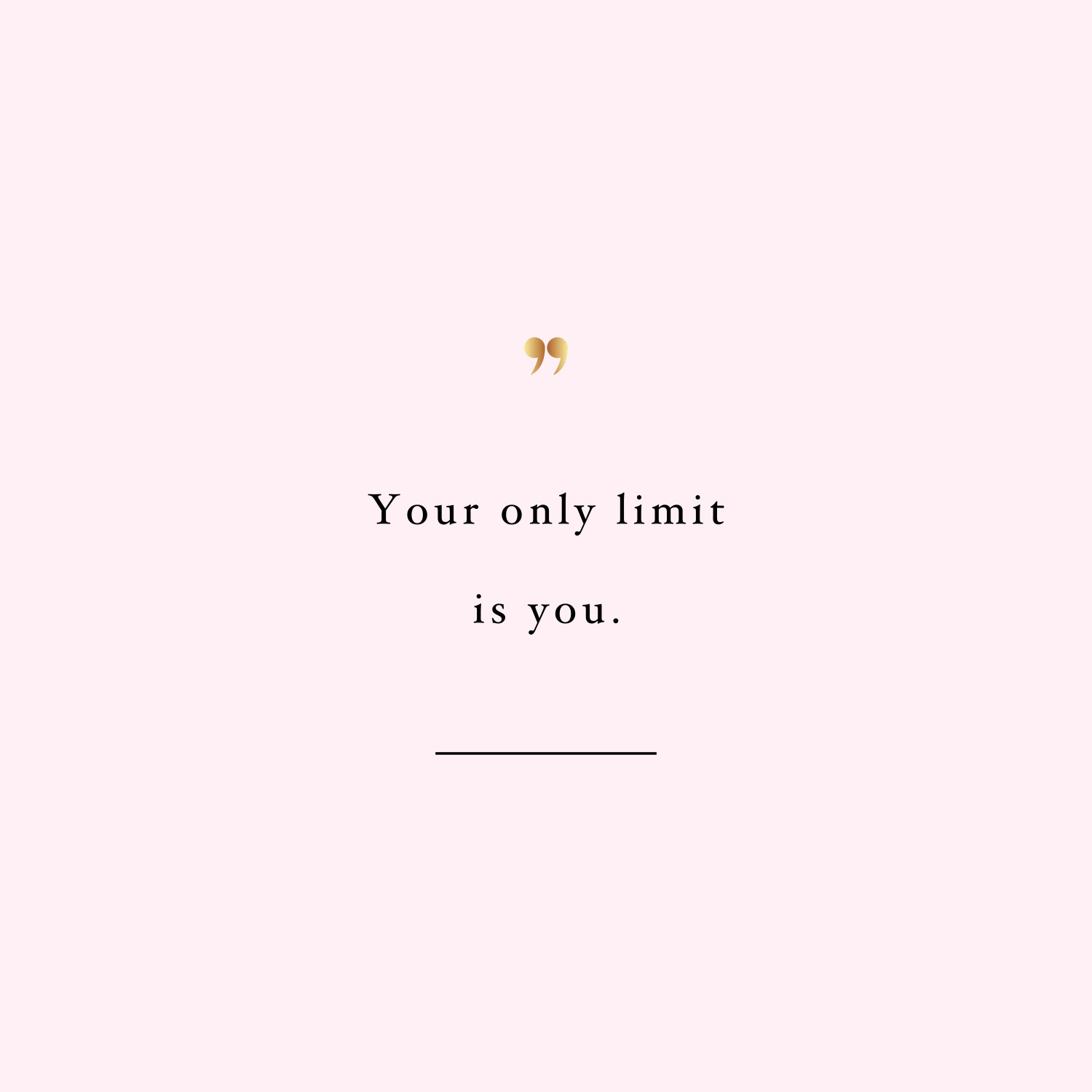 Don't create limitations! Browse our collection of motivational health and weight loss quotes and get instant exercise and fitness inspiration. Transform positive thoughts into positive actions and get fit, healthy and happy! https://www.spotebi.com/workout-motivation/dont-create-limitations/
