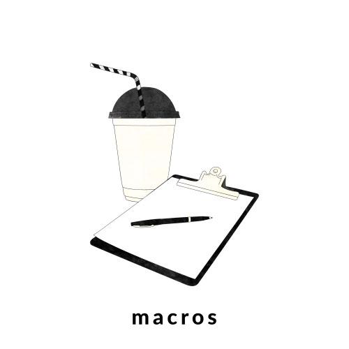 Macros Calculator / @spotebi