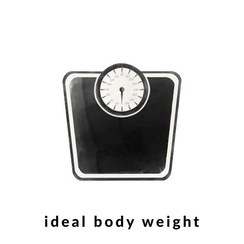 Ideal Weight Calculator / @spotebi