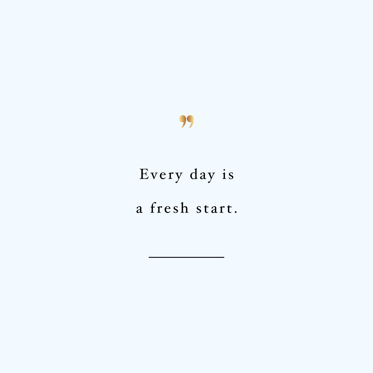Fresh start! Browse our collection of inspirational fitness and weight loss quotes and get instant exercise and training motivation. Transform positive thoughts into positive actions and get fit, healthy and happy! https://www.spotebi.com/workout-motivation/fresh-start/