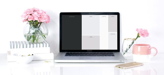 Organizational Wallpaper | Style Your Life
