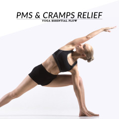Yoga Essential Flow | PMS & Cramps Relief Sequence / @spotebi
