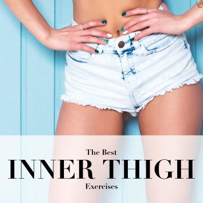The Best Inner Thigh Exercises / @spotebi