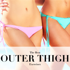 The Best Outer Thigh Exercises / @spotebi