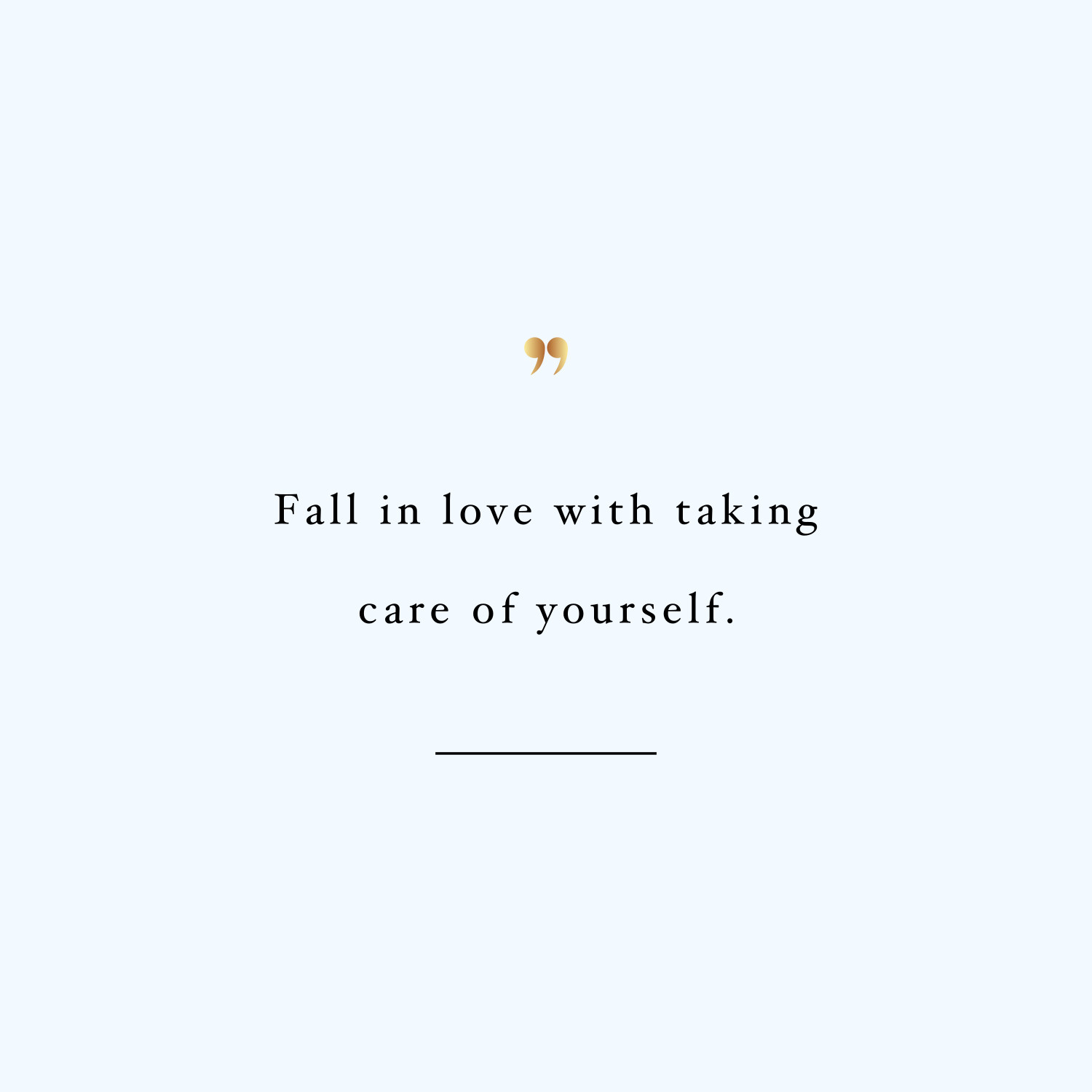Fall in love with yourself! Browse our collection of inspirational fitness and weight loss quotes and get instant exercise and healthy eating motivation. Transform positive thoughts into positive actions and get fit, healthy and happy! https://www.spotebi.com/workout-motivation/fall-in-love-with-yourself/