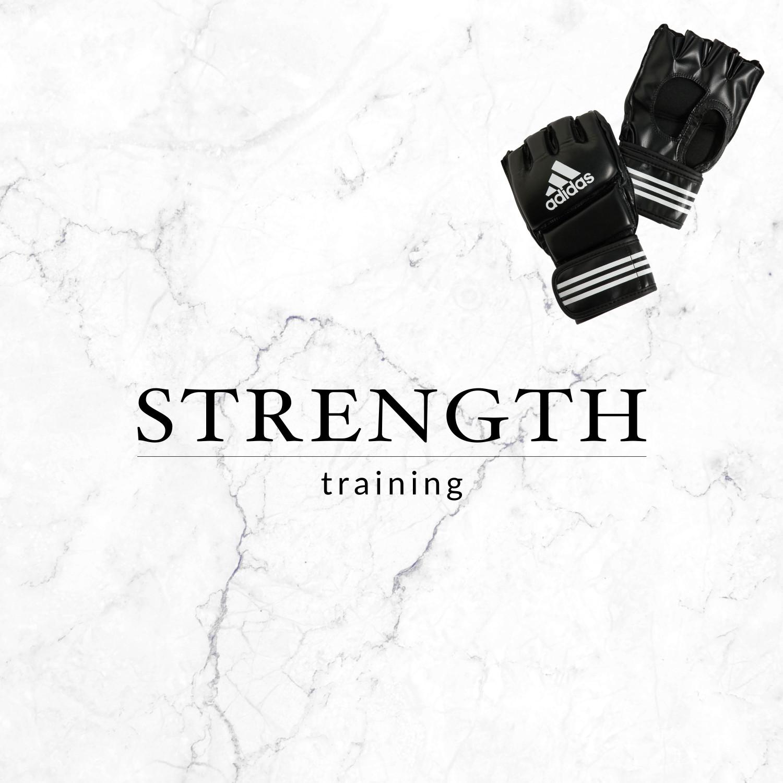 Strength training workout plan pdf