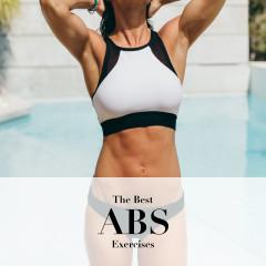 The Best Ab Exercises / @spotebi