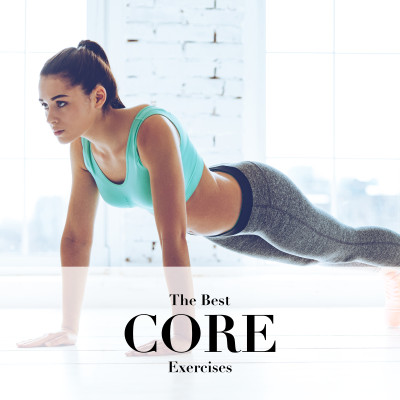 The Best Core Exercises / @spotebi