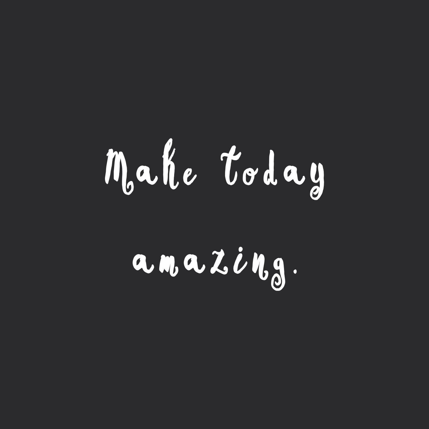 Make today amazing! Browse our collection of motivational training and weight loss quotes and get instant health and fitness inspiration. Transform positive thoughts into positive actions and get fit, healthy and happy! https://www.spotebi.com/workout-motivation/make-today-amazing/