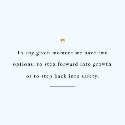 Step Forward | Training And Weight Loss Inspirational Quote / @spotebi