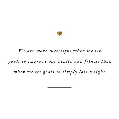 Set Smart Goals Wellness And Fitness Inspirational Quote / @spotebi