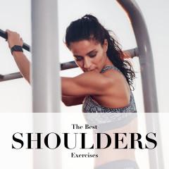 The Best Shoulders Exercises / @spotebi