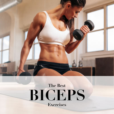 The Best Biceps Exercises / @spotebi