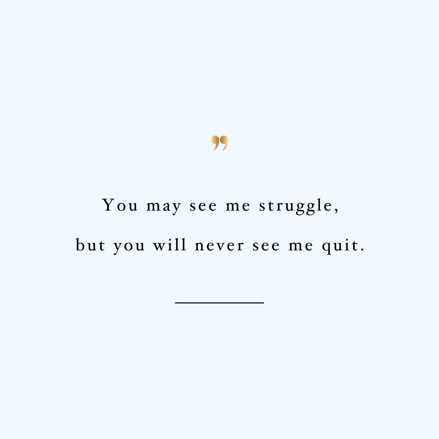 Struggle but never quit! Browse our collection of healthy lifestyle inspirational quotes and get instant weight loss and training motivation. Stay focused and get fit, healthy and happy! https://www.spotebi.com/workout-motivation/struggle-but-never-quit/