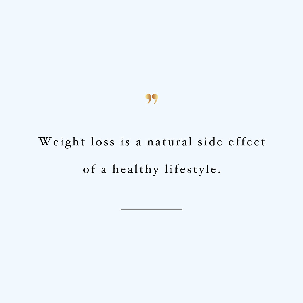 Weight loss isn't the focus! Browse our collection of motivational healthy lifestyle quotes and get instant weight loss and training inspiration. Stay focused and get fit, healthy and happy! https://www.spotebi.com/workout-motivation/weight-loss-not-the-focus/