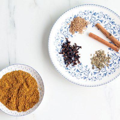 Indian Spice Mix Recipe / @spotebi