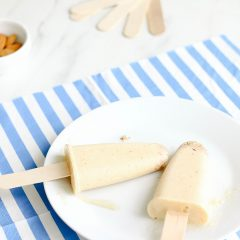 Yogurt Peach Pops / @spotebi