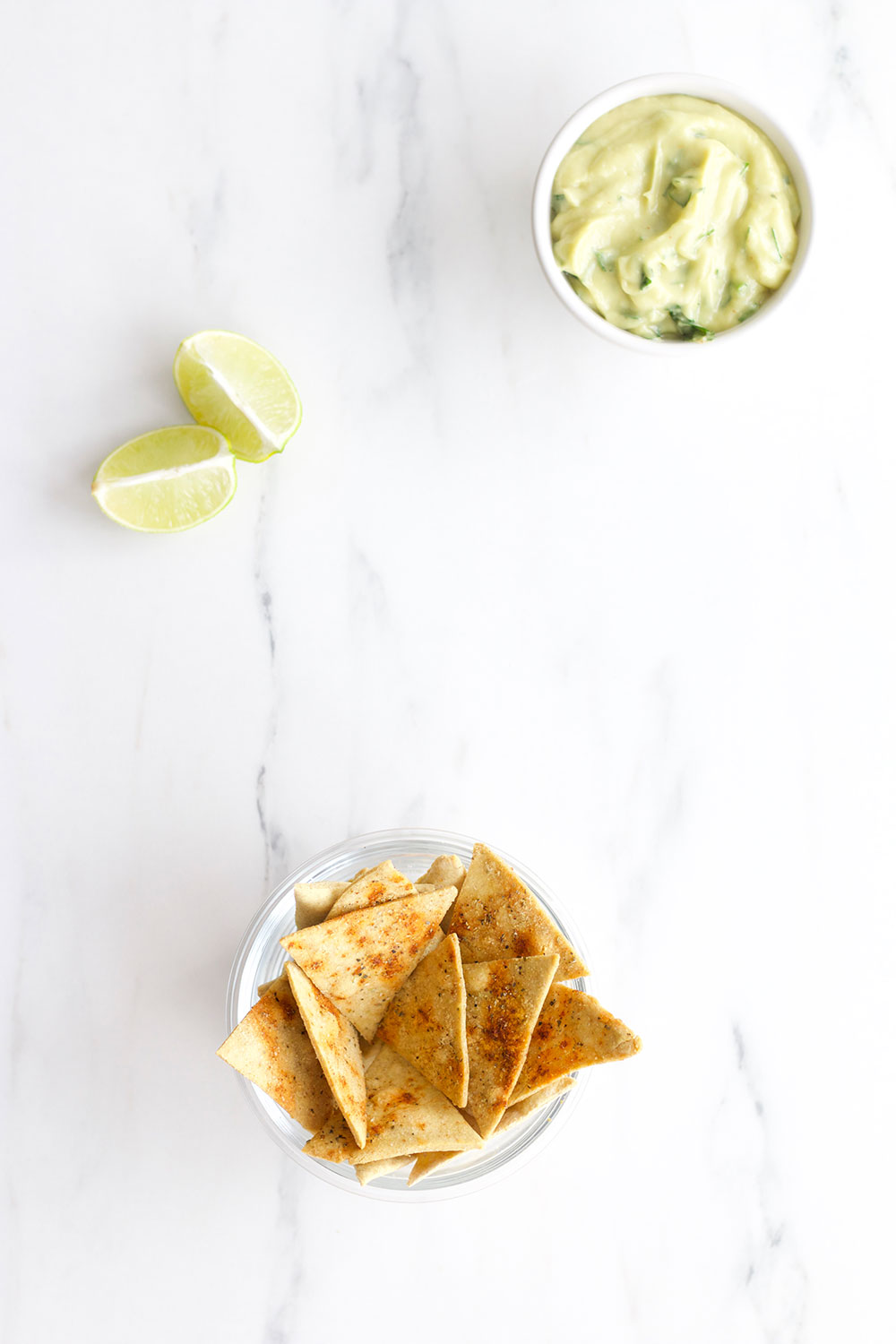 Avocado Dip Recipe: A healthy, low-calorie dip you can have with tortilla chips, nachos and even as a salad dressing! https://www.spotebi.com/recipes/avocado-dip/