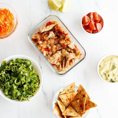 Mexican Turkey Filling | Meal Prep Essentials / @spotebi