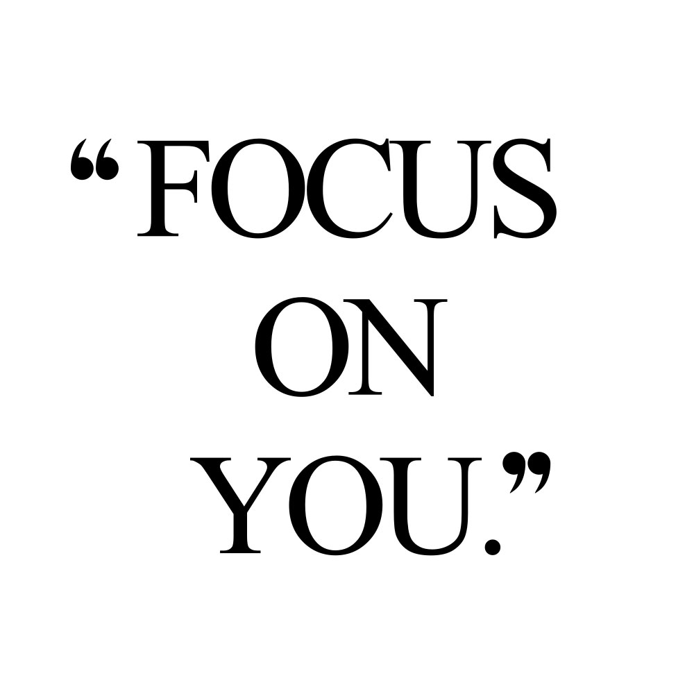 Focus on you! Browse our collection of inspirational self-love and wellness quotes and get instant training and healthy eating motivation. Stay focused and get fit, healthy and happy! https://www.spotebi.com/workout-motivation/focus-on-you/