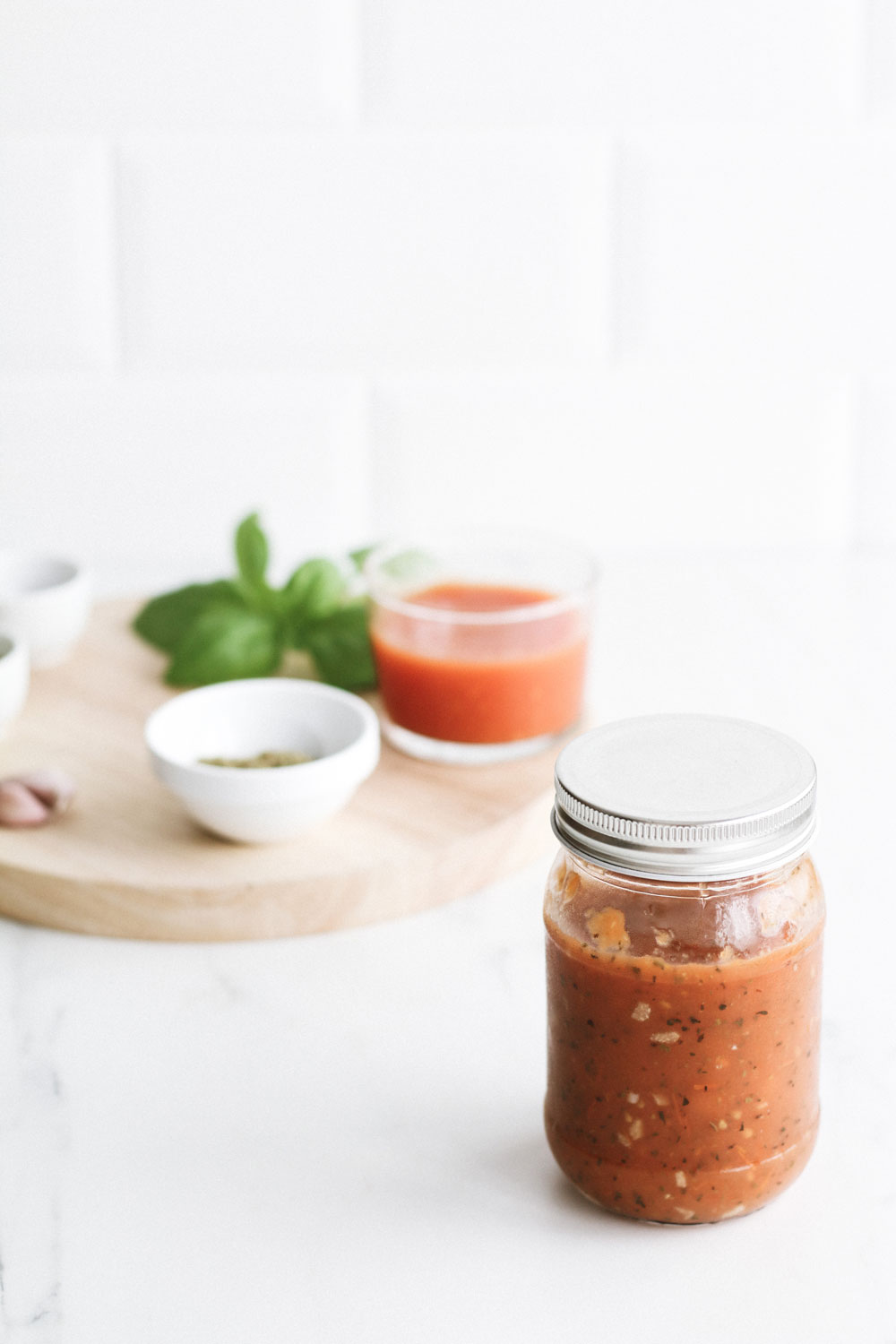 Lycopene Rich Tomato Sauce: Antioxidant and heart-protecting recipe to give yourself a youth boost! https://www.spotebi.com/recipes/lycopene-rich-tomato-sauce/