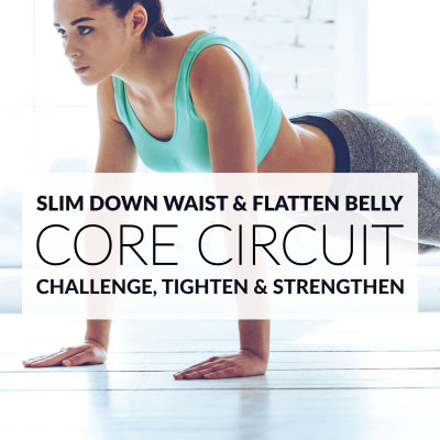 CORE WORKOUT For Women: Best Exercises to Challenge, Tighten & Strengthen Your Core! / @spotebi