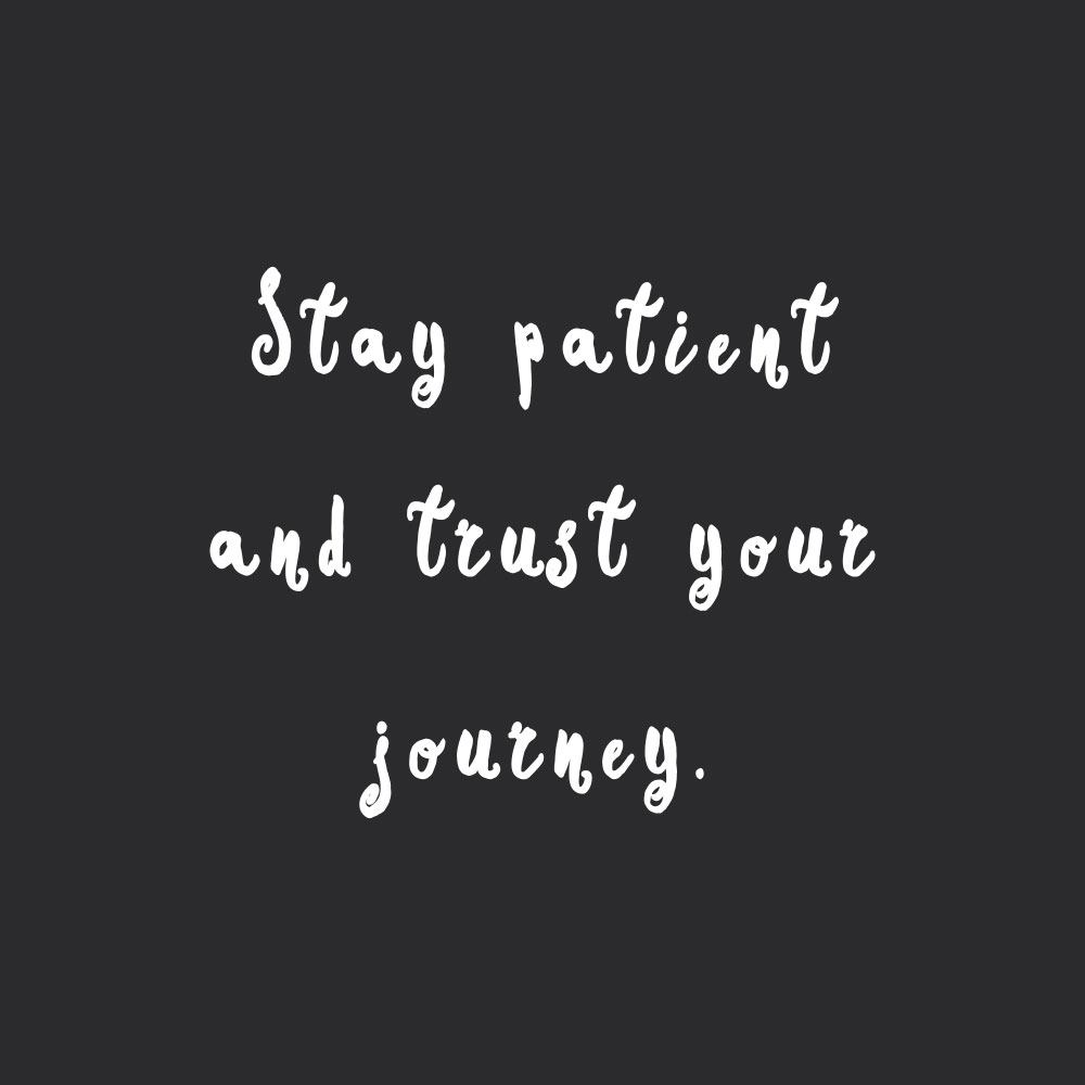 Stay patient! Browse our collection of inspirational health and fitness quotes and get instant self-love motivation. Stay focused and get fit, healthy and happy! https://www.spotebi.com/workout-motivation/stay-patient/