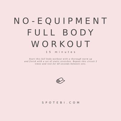 No-Equipment Waist Slimming Workout | Workout Videos