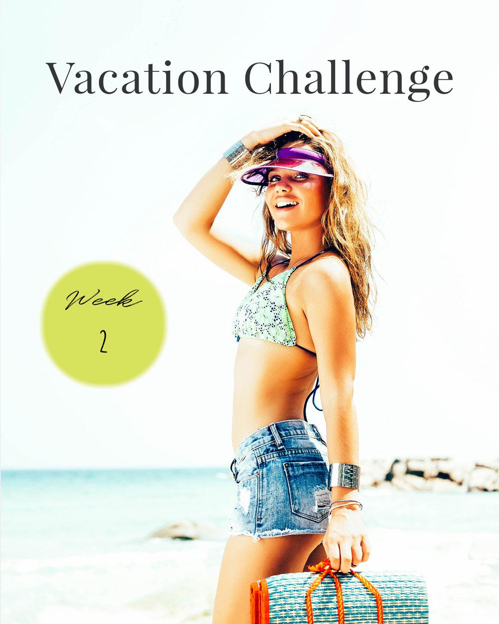 Vacation Challenge