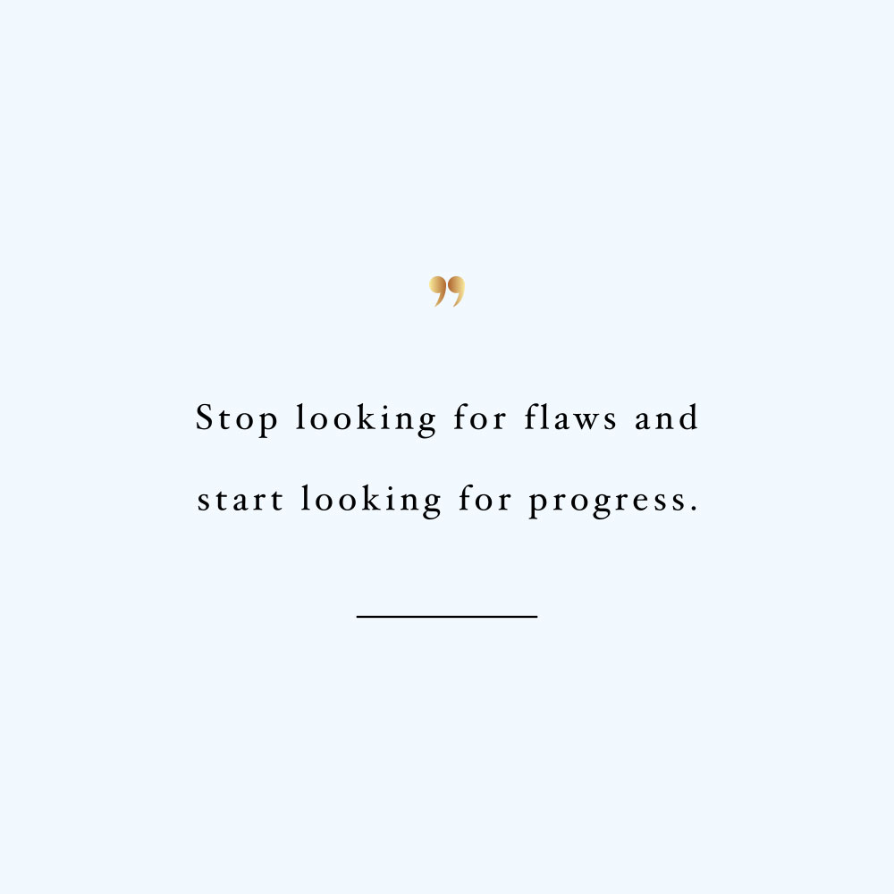 Look for progress! Browse our collection of motivational fitness and healthy lifestyle quotes and get instant health and wellness inspiration. Stay focused and get fit, healthy and happy! https://www.spotebi.com/workout-motivation/look-for-progress/