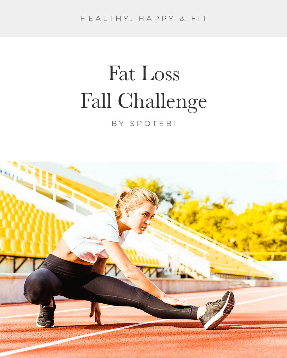 Fat Loss Fall Challenge