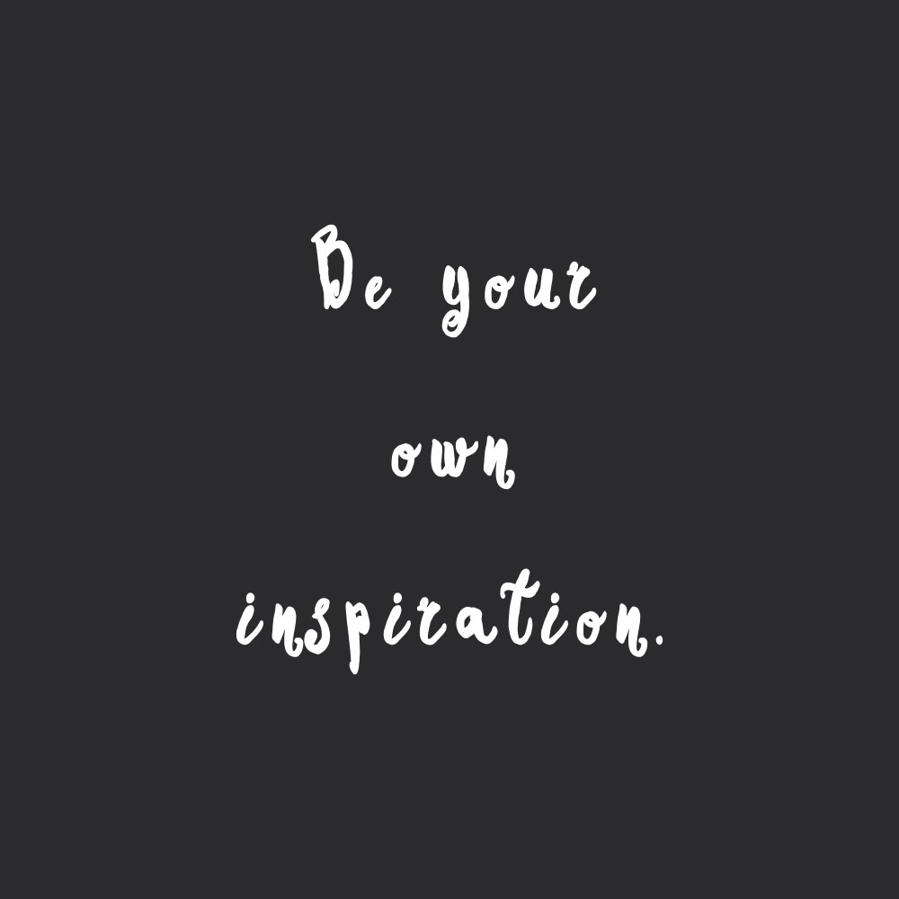 Be your own inspiration! Browse our collection of inspirational self-love and wellness quotes and get instant fitness and healthy lifestyle motivation. Stay focused and get fit, healthy and happy! https://www.spotebi.com/workout-motivation/be-your-own-inspiration/