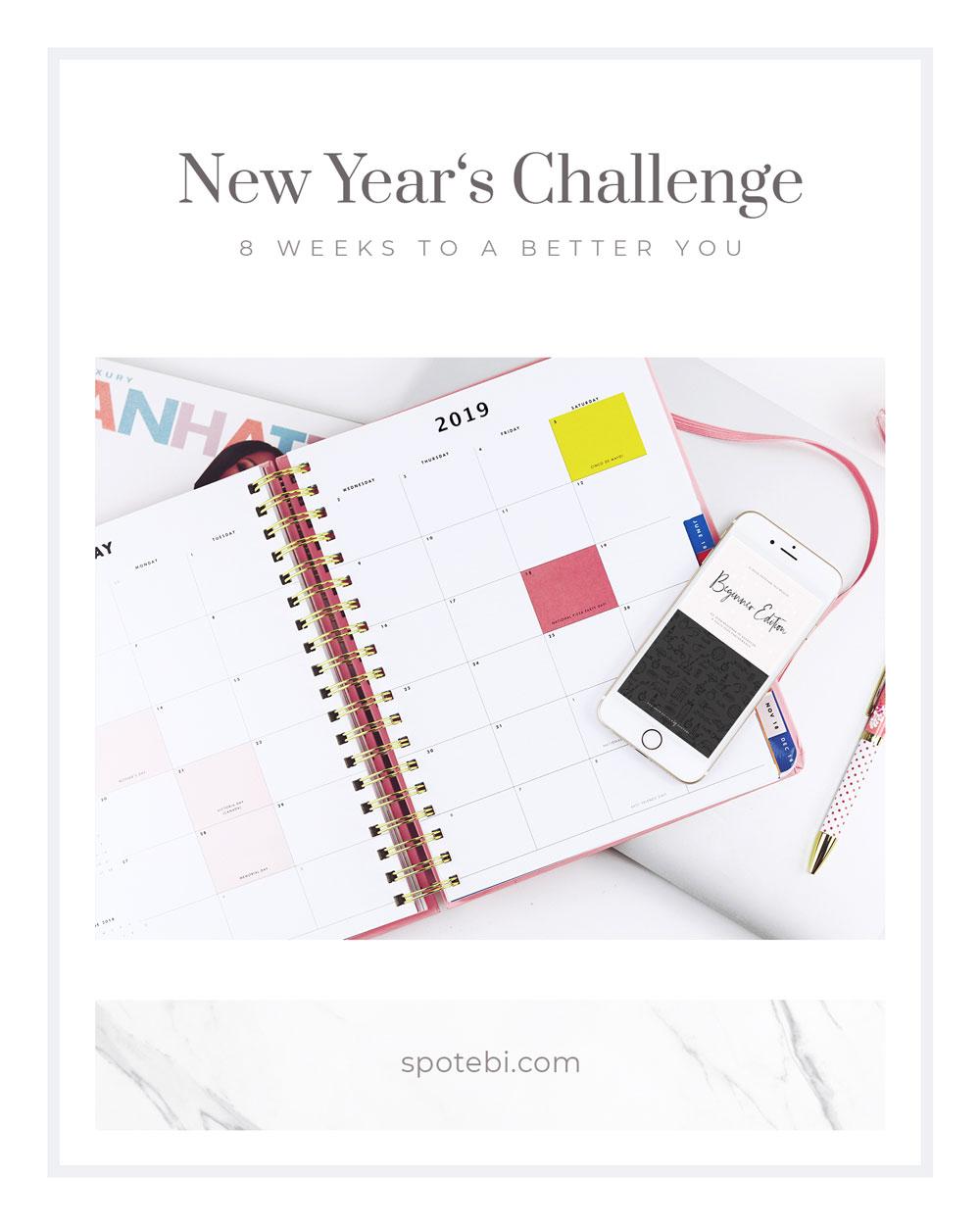 New Year's Challenge | Spotebi