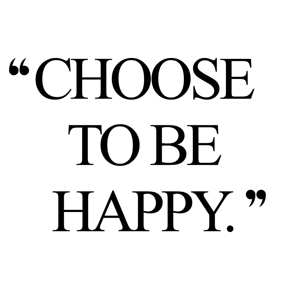 Choose to be happy! Browse our collection of inspirational wellness and wellbeing quotes and get instant fitness and self-love motivation. Stay focused and get fit, healthy and happy! https://www.spotebi.com/workout-motivation/choose-to-be-happy/