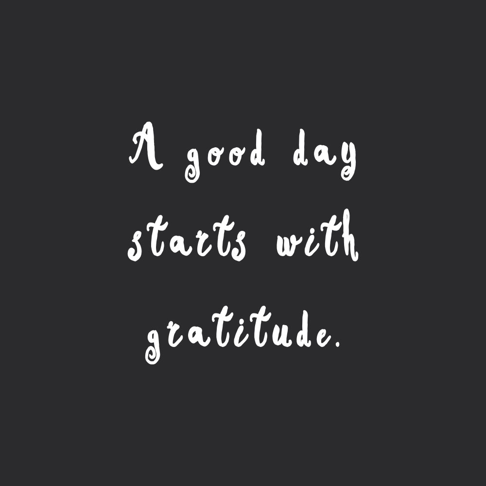 Start with gratitude! Browse our collection of motivational fitness and training quotes and get instant health and wellness inspiration. Stay focused and get fit, healthy and happy! https://www.spotebi.com/workout-motivation/start-with-gratitude/