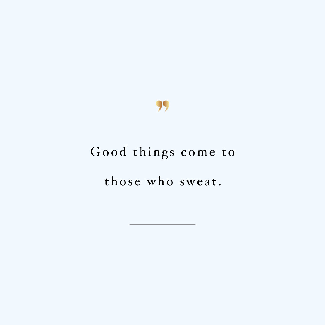 Good things! Browse our collection of inspirational wellness and exercise quotes and get instant health and fitness motivation. Stay focused and get fit, healthy and happy! https://www.spotebi.com/workout-motivation/good-things/