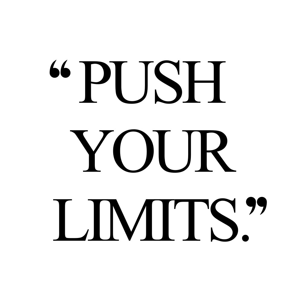 Push your limits! Browse our collection of inspirational health and fitness quotes and get instant wellness and exercise motivation. Stay focused and get fit, healthy and happy! https://www.spotebi.com/workout-motivation/push-your-limits/